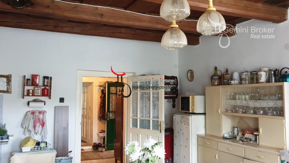 GEMINIBROKER ponúka na predaj vidiecky rodinný dom v krásnej obci Fuzerradvány (Maďarsko)
