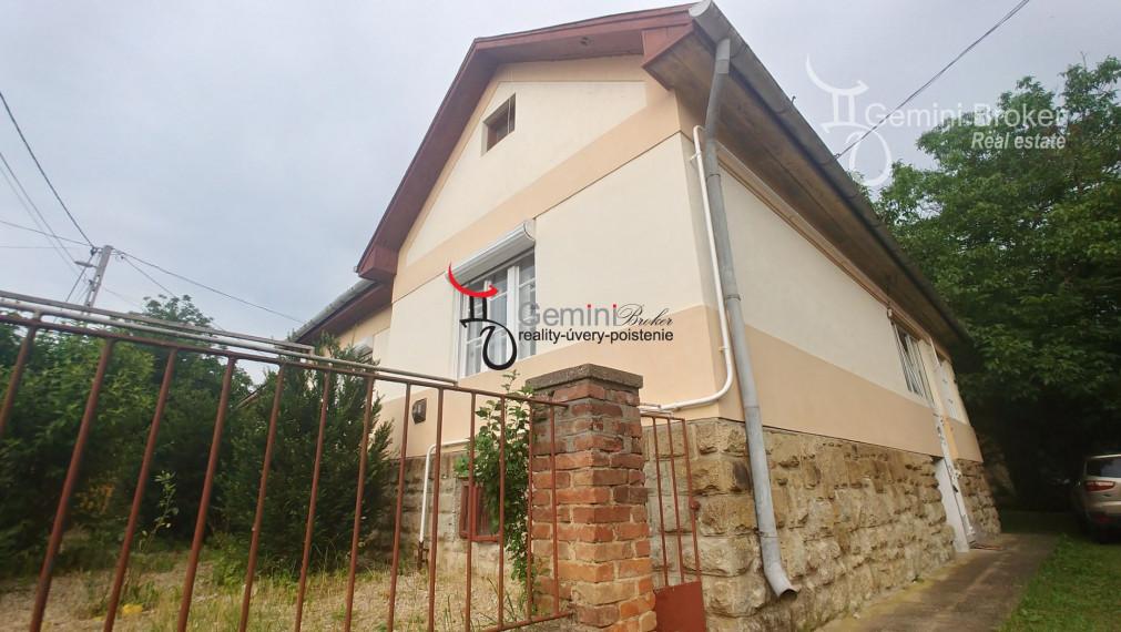 GEMINIBROKER Vám ponúka na predaj krásny domček v obci Rudabánya